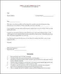 Unfair Dismissal Letter Template Chanceinc Co