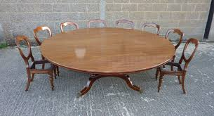 dining table great large round dining tables to seat 12