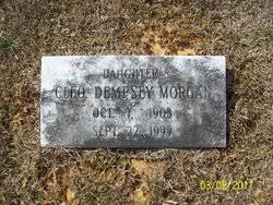Cleo Dempsey Morgan (1903-1999) - Find A Grave Memorial