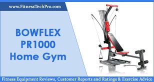 Bowflex Pr1000 Workout Chart Bowflex Pr1000 Review Fitness Tech Pro