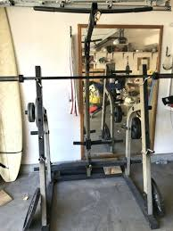 nautilus squat rack bench lat pull down in ca power with pulldown