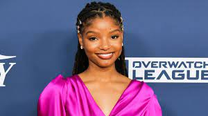 Halle Bailey shares first look at new ...