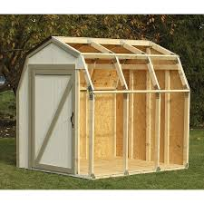 Storage Shed Designs Details About 2x4 Barn Roof Galvanized Steel Outdoor Garage Garden Storage Shed Diy Kit