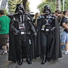 mr and mrs darth vader costumes