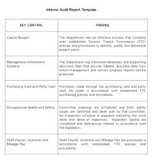 Audit Report Examples Docs Pages Examples Example Of An
