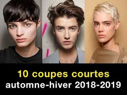 10 Coupes Courtes Automne Hiver 2018 2019 Taaora Blog