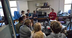 Providence Engineering Academy: Visit to UCSB Mechanical Engineering  Department