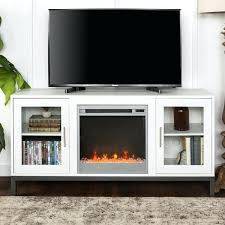 fireplace tv stands best electric
