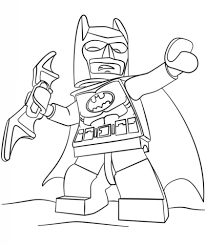 Lego Batman Coloring Page From Lego Category Select From 26073
