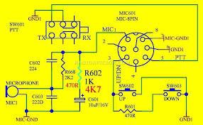 bearcat cb radio microphone wiring diagram wiring diagram libraries