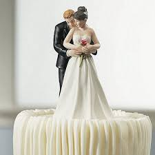 62 best cake toppers images on pinterest marriage, wedding and Wedding Cake Toppers Ginger Groom single red rose bride and groom figurine cake topper Funny Wedding Cake Toppers