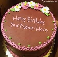 Flagrant Happy Birthday Cakes And Birthday Cake Name Ideas Together