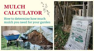 mulch calculator how to determine the