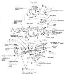 What is the pipe between the muffler and tailpipe called in a honda 2006 honda cr v exhaust system honda crv exhaust diagram