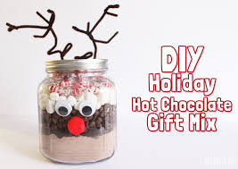 hot chocolate christmas gifts. Fine Gifts Diy Holiday Hot Chocolate Gift Mix Intended Hot Chocolate Christmas Gifts R