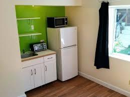 kitchenette ...