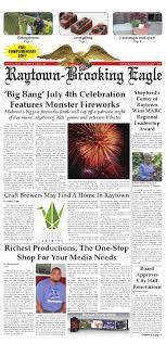 Raytown-Brooking Eagle, July 4, 2014