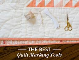 Quilt Marking Tools: Different Ways to Draw Guidelines - Suzy Quilts & Quilt-Marking-Tools Adamdwight.com