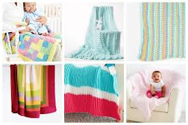 Baby Patterns Magnificent 48 Free Baby Blanket Knitting Patterns Ideal Me