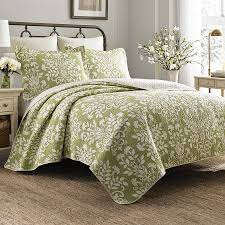 best more details pair of ds laura ashley rowland sage with laura ashley berkley comforter set