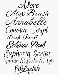 011acc15c654df ba3a92a929f68 calligraphy fonts free handlettering