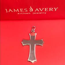 James Avery Jewelry | James Avery Cross Pedant | Poshmark