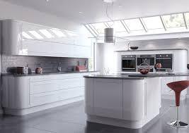 Red Kitchen Cupboard Doors Kitchen Cabinet Doors Gloss