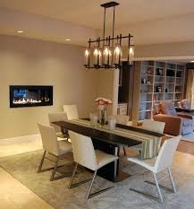 dining table chandeliers beautiful