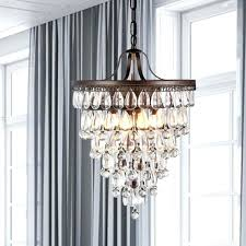 4 light chandelier afaura crystal one way