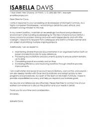 Merry Great Cover Letter Samples 1 Leading Professional Bookkeeper