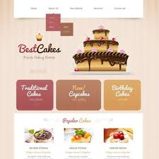 Bakery Website Template Free Cablocommongroundsapexco