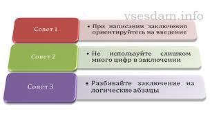 Заключение курсовой работы info info %d0%b7%d0%b0%d0%ba