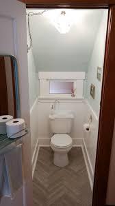 Simple Bathroom Ideas For Small Bathrooms Narrow Shower Room Photo