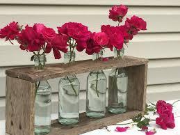 diy laboratory flower vases