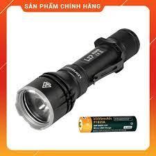 Đèn pin và đèn sạc ACEBEAM L17 Kèm pin - Đèn chiếu xa nhỏ gọn ACEBEAM L17  sáng trắng 1400 lumen xa 802 m - Đèn pin