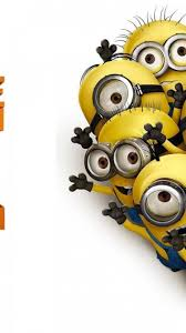 Minion iPhone Wallpaper with Quotes ...