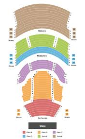 Rivercenter For The Performing Arts Seating Chart Columbus