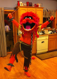animal muppet costume. Perfect Muppet For Animal Muppet Costume M