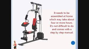 Weider 2980x Exercise Chart Download Weider 2980 X Support And Manuals