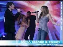 Time of my live - Sofia/Gregory - Vidéo Dailymotion