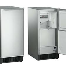 scotsman residential ice machine. Wonderful Scotsman Scotsman DCE33A1SSD  Gourmet Cube Ice Machine With Gravity Drain Inside Residential A