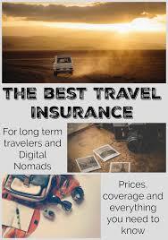 long term travel insurance