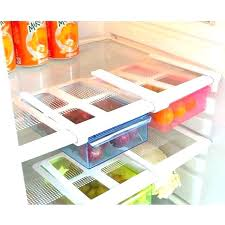 chest freezer organizer shelves freezer organizers