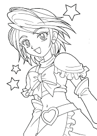 Cute Princess Coloring Pages Anime Princess Coloring Pages Printable