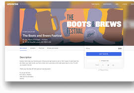 Event Ticket Printing Software Event Ticketing Create Your Event And Sell Tickets Today Universe