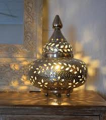 moroccan inspired lighting. Casablanca Table Lamp - Large Moroccan Inspired Lighting