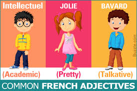 Adjectives For Recommendation Letter List Of Commonly Used French Adjectives That Sound Truly Musical