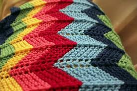 Zigzag Knitting Pattern