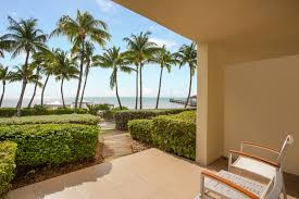 Ocean View with Lanai - King Bed