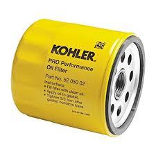 Kohler Engine Oil Chart Amazon Com Kohler 52 050 02 S Engine Oil Filter Extra